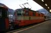 SBB Re420 11108 at Brig with RE4789 1844 Brig - Domodossola