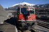 SBB Re420 11145 at Brig Autoquai with 27975 1536 Brig - Iselle di Trasquera (Car Train)