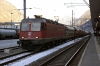 SBB Cargo Re6/6 11631 at Visp with a freight