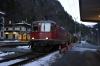 SBB Re420 11145 at Iselle di Trasquera with 27980 1817 Iselle di Trasquera - Brig Autoquai (Car Train)