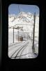 GGB Bhe4/8's 3042/304x approach Gornergrat with a ski train