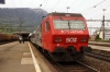 SOB Re456 456095 (T&T with 456092 leading) at Arth Goldau with VAE2416 1105 St Gallen - Luzern