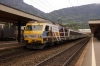 SOB Re456 456093 (T&T with 456094 rear) at Arth Goldau with VAE2425 1240 Luzern - St Gallen