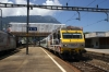 SOB Re456 456093 (094 rear) arrives into Arth Goldau with Voralpen Express VAE2425 1240 Luzern - St Gallen