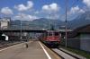 SBB Cargo Re4/4 11338 & Re6/6 620087 run through Brunnen with a freight