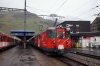 MGB Deh4/4 I #22 at Andermatt after arrival with 835 1214 Disentis - Andermatt