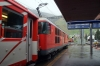 MGB Deh4/4 1 #53 at Andermatt after arrival with 530 1108 Visp - Andermatt