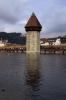 Kapelbrucke, Luzern, Switzerland