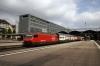 SBB Re460 460007 at Luzern with IR2330 1035 Luzern - Zurich HB