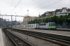 BLS Re4/4 420502 arrives into Luzern with 3315 0936 Bern - Luzern