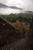 Bellinzona from Castelgrande