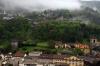 Montebello Castle from Castelgrande, Bellinzona