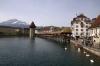Kappelbrucke, Luzern, Switzerland