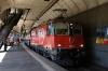 SBB Re 4/4 II (Re420) 420221 T&T's with 420209 (rear) at Zurich Stadelhofen with 19163 1600 Zurich Hardbruke - Schaffhausen