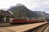 SBB Cargo Locos at Erstfeld, Gotthard Line - Re 6/6 (Re620) 11683, Re 4/4 II's (Re420) 11339 & 11340, Re 6/6 11676, Re 4/4 II 11327 & Re620 620045