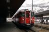 MGB Deh 4/4 I #22 at Andermatt waiting departure with 848 1527 Andermatt - Disentis