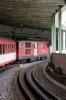 MGB Deh 4/4 II #92 leads 546 1308 Visp - Goschenen between Andermatt & Goschenen