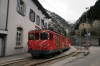 MGB Deh 4/4 II #92 waits departure from Goschenen with 653 1553 Goschenen - Andermatt