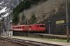 MGB Deh 4/4 II #92 departs Goschenen with 653 1553 Goschenen - Andermatt