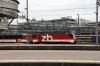 ZB HGe101 101961 departs Luzern with IR3672 1306 Luzern - Engelberg