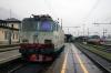 Domodossola L-R, Tren Italia E632, 632028 stands spare, 464236 with 20241 1810 Domodossola - Milan Garibaldi, E656, 656435 also standing spare & SBB Re484 484014 with a freight