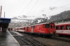 MGB Deh 4/4 I #54 waits at Andermatt with 547 1412 Goschenen - Brig