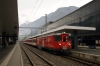 MGB Deh 4/4 I #23 at Visp with 219 0843 Visp - Zermatt