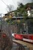 MGB HGe 4/4 II #3 leads 225 0952 Brig - Zermatt between Visp & Zermatt