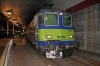BLS Re 4/4 II (Re420) 420505 at Bern after arrival with RE3065 1733 Neuchatel - Bern