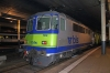 BLS Re 4/4 II (Re420) 420502 at Bern with RE3068 1953 Bern - Neuchatel