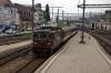 BLS Re425 #169 arrives into Spiez with RE3115 0908 Interlaken Ost - Zweisimmen