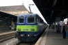 BLS Re 4/4 II (Re420) 420502 at Neuchatel waiting to depart with RE3045 1233 Neuchatel - Bern