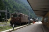 BLS Re425 #192 at Iselle di Trasquera prior to working 27018 0919 Iselle di Trasquera - Kandersteg car train
