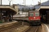 SBB Re4/4 11158 at Arth Goldau with IR2422 1047 Locarno - Zurich HB