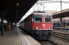 SBB Re4/4 11150 at Lenzburg with IR2274 1408 Zurich HB - Basel