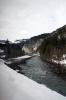 Between Reichenau & Trun on board RhB's Glacier Express 0902 St Moritz - Zermatt