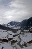 Trun from on board RhB's Glacier Express 0902 St Moritz - Zermatt