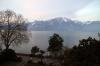 Lake Geneva, Montreux, from the Hotel Royal Plaza