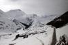 Sedrun, from the Glacier Express 0902 St Moritz - Zermatt