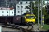 RhB Ge4/4 III #644 in the sidings at Chur