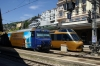 MOB Ge4/4 8002 at Montreux with 2228 1444 Montreux - Zweisimmen