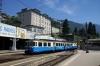 MOB ABDe8/8 EMU #4004 at Montreux