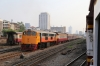 SRT 4012 shunting stock in the carriage sidings at Bangkok Hua Lamphong