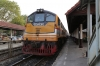 SRT 4016 at Sam Sen with 341 1700 Hua Lamphong - Kaeng Khoi Jn