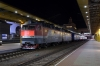 RZD ChS8-060(1/2) at Minsk Pas. with 077Sh 1636 (P) Moskva - Hrodna