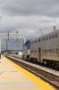Metra F59PHI (ex Amtrak) at Western Avenue