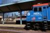 Metra F40PH's 176 & 144 at Chicago OTC