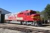 Illinois Railway Museum - EMD FP45 Atchison Topeka & Santa Fe #92