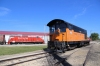 Illinois Railway Museum - Fairbanks Morse H10-44 Milwaukee Road #760 & EMD SD24 Chicago Burlington & Quincy #504