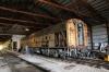 Illinois Railway Museum Diesel Days #3 – Barn #2 - EMD E9A Milwaukee Road #37A